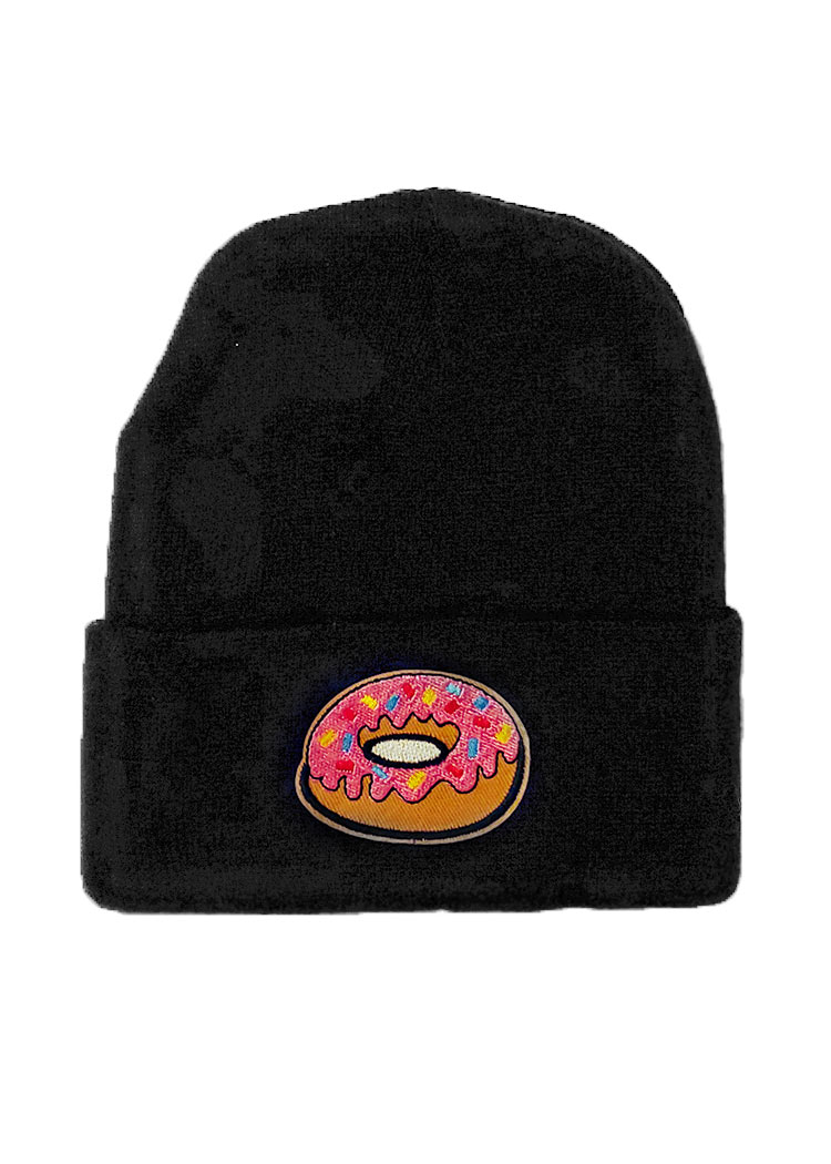 Doughnut Patch Hat